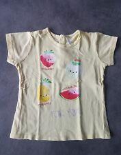 maglietta bimba mezza manica 18 mesi