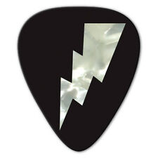 5 x Grover Allman Unlimited Edition Pearl Bolt Guitar Picks *NEW* Bag of 5
