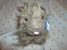 "Wizard of Oz Rubie's Costume Puppy Dog Toto 9"" Plush Soft Toy Stuffed Animal"