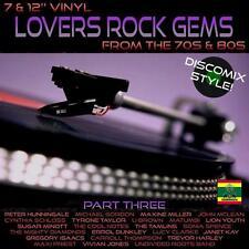 REGGAE LOVERS ROCK GEMS PART 3 MIX CD