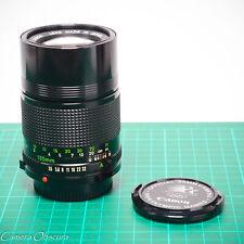 Canon FD 135mm f/3.5 FDn Lens