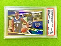 ZION WILLIAMSON PRIZM ROOKIE CARD PSA 10 GEM MINT PELICANS RC 2019-20 Revolution
