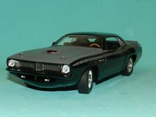 Fast and Furious Lettys Custom Plymouth Barracuda 1 18 Scale Highway 61 18005