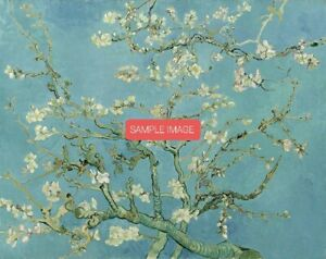 FURNITURE AND WALL STICKER IMAGE A4 VINTAGE TURQUOISE TREE BRANCHES  UP CYCLE