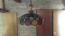 50's Vintage chandelier Art Deco high quality very clean.