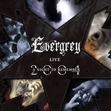 live 2004 EVERGREY a night to remember 2 cd set