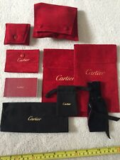 Cartier Authentic Pouches And Sleeves Cloth