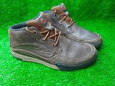 Merrell Mountain Kicks Men's High Rise Hiking Boots Air Cushion Leather UK 8