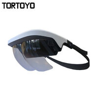 Augmented Reality AR Glasses Virtual Reality 3D VR Gaming Helmet for Smart Phone
