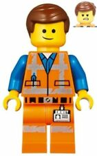 LEGO Movie 2 Minifigure Emmet from Set 70831 70821 Double faces NEW