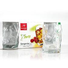 Bicchiere Sorgente pz 3 trasparente - Bormioli Rocco
