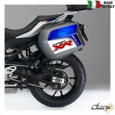 SIDE CASES STICKERS WH RED BLUE FITS BMW S 1000 XR 2015-2019
