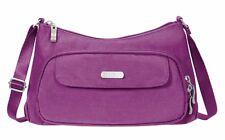 Baggallini Everyday Crossbody Bag in Magenta w/Skylight Interior (SALE!)