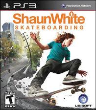 Shaun White Skateboarding PS3 New Playstation 3