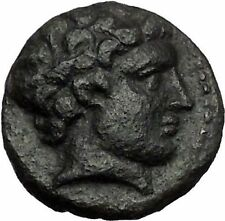 Phalanna in Thessaly 3-2CenBc Ares Nymph Authentic Ancient Greek Coin i56221