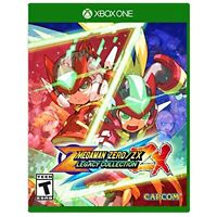 Mega Man Zero/Zx Legacy Collection - Xbox One Standard Edition