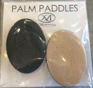MARTELLI NOTIONS #PALM-QP02 NO-SLIP PALM QUILTING PADDLE SET