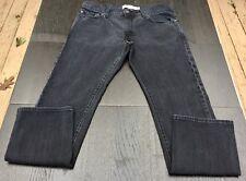 Levi's 511 skinny jeans, Black, Sz. 36, Excellent Condition