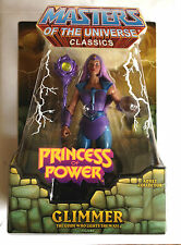 GLIMMER HE-MAN MASTERS OFTHE UNIVERSE MOTU SOLD OUT CLUB EXCLUSIVE FIGURE!
