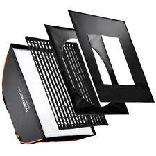 walimex pro Softbox PLUS Orange Line 80x120cm Elinchrom