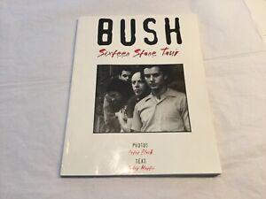 BUSH Sixteen Stone Tour book 1997
