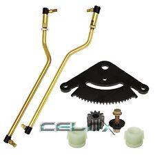 for John Deere X125 X130R X145 X155R X165 Steering Sector Drag Link Kit