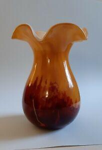Vase Forme Tulipe Hauteur 22 Cm