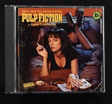CD Pulp Fiction Movie OST Misirlou Dick Dale Surf Instrumental Flowers on Wall