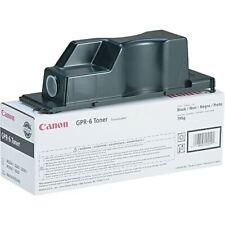 Cartucho de Tóner Negro Canon GPR 6, estándar (6647A003AA)