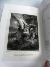 JÉSUS-CHRIST (LA VIE DE) BEL OUVRAGE 1858 DU PAPE PIE IX + 34 GRAVURES ACIER-L58