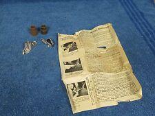1941-47 DODGE DESOTO CHRYSLER   LH MOUNTING SPOTLIGHT BRACKET  NOS MOPAR 1215