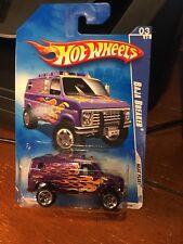 2009 Hot Wheels Heat Fleet Baja Breaker #119 Purple