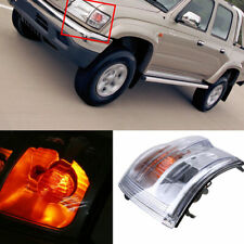 For Toyota Hilux 01-05 Front Corner Indicator Light Park Lamp Amber Left Clear