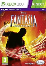 Disney Fantasia: Music Evolved (Xbox 360) NEW & Sealed