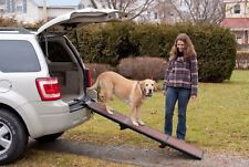 Pet Gear Travel-Lite Tri-Fold Pet Ramp for cats and dogs up to 200-pounds, Pet R