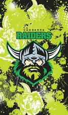 CANBERRA RAIDERS Licensed NRL Cape Wall Flag Banner Man Cave Christmas Gift