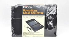 Max Burton PowerMate 8 Watt, 16V Solar Collector Panel 6996 + Free Gift