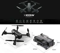 MJX X103W GPS  Wifi Foldable RC Drone With 2K FPV HD Camera 5G Quadcopter Drone