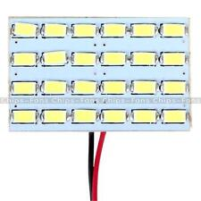 12V 3W 24 SMD 5730 LED Light Panel Board Car Dome Interior Reading Bulb Lamp