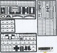 Eduard 1/35 uh-60l Negro Hawk interior Academy Kit #32071