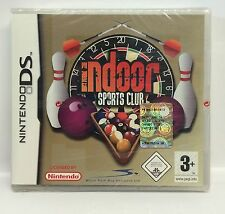 INDOOR SPORTS CLUB - NINTENDO DS - NUOVO