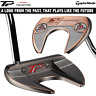 """TAYLORMADE TP PATINA ARDMORE 2 PUTTER 34"""" +SUPERSTROKE GRIP & HEADCOVER !!!!!!!"""