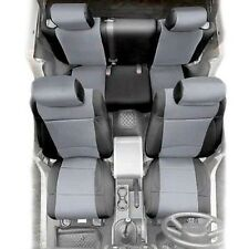 Smittybilt 471722 Front + Rear Pair Neoprene Seat Covers, Jeep JK 2013-2015 4-DR