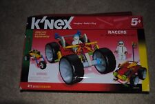 K'NEX RACERS Model Building Kit ~ Ages 5+
