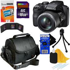 Fujifilm FinePix S Series S9400W 16.0MP Digital Camera 50x Optical Image (Black)