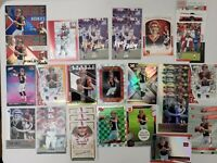 2019 Ryan Finley Rookie Lot of 33 Cards (Numbered, Silver, Optic, Patch, SP)