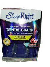Sleep right Dura-Comfort Dental Guard for Nighttime Teeth Grinding