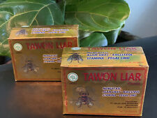2 BOXs Tawon Liar EXP DATE 2026..!! FAST DELIVERY..!! Yellow sachets!! ORIGINAL