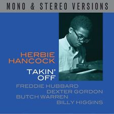 Herbie Hancock - Takin' Off - Mono & Stereo Versions (2CD 2014) NEW/SEALED