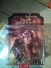 Blizzard Diablo II The Unraveler,Barbarian and Diablo Figures Set of 3